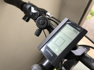 Bafang C965 LCD Display