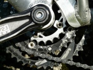 Best Electric Bike Chainring: Chainring and bottom bracket