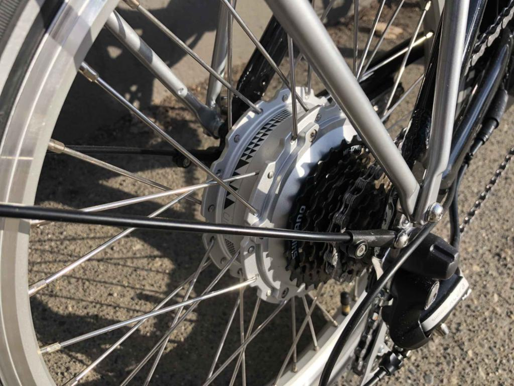 Rear Hub Motor